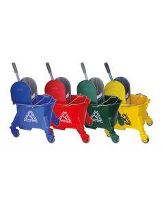 23 Litre Smoothline Bucket & Max450 Wringer