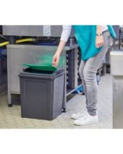 25 Litre ECO Waste Recycling Bin