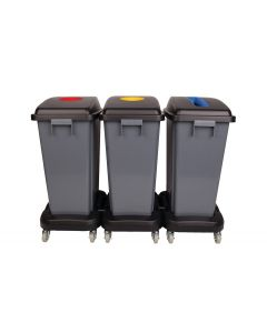 60 Litre Recycling Dolly Bin
