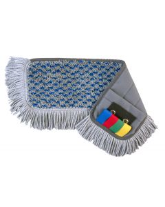 Micro-fringe Microfibre Flat Mop