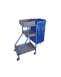 Port-A-Cart Cleaner's Trolley