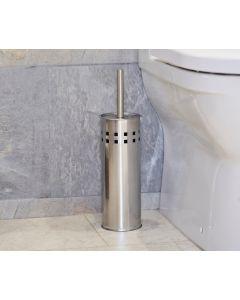 Stainless Steel Toilet Brush & Holder