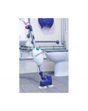 Caddy Clean Scrubbing Machine