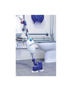 Caddy Clean Scrubbing Machine