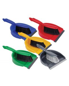 Professional Dustpan & Brush Set
