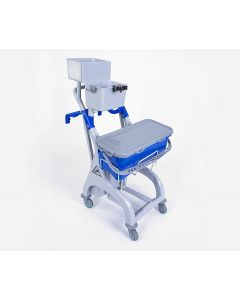 Quick Response Trolley - Disposable Microfibre