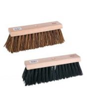 Square Head Yard Broom Head