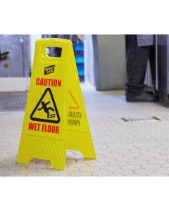 Standard Safety Floor Signs