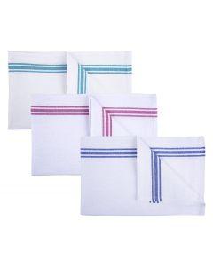 White Cotton Tea Towel