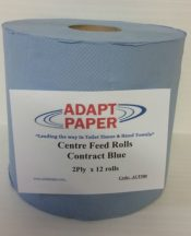 centrefeed wiper roll