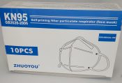 N95 KN95 Face Protection Masks